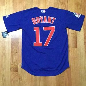 Other - Chicago Cubs #17 Bryant jersey